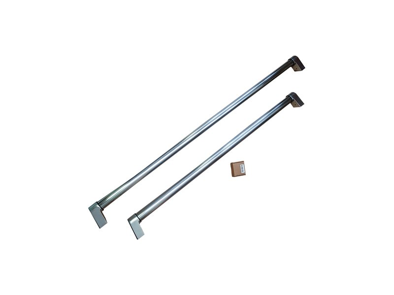 Handle Kit for 36 Built-in refrigerator | Bertazzoni - Stainless Steel