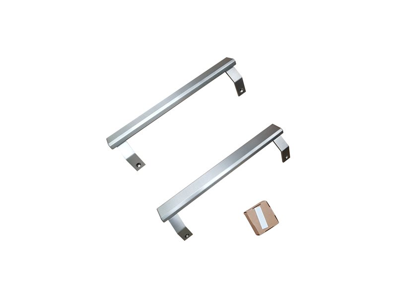 Handle Kit for 24 Bottom Mount refrigerator | Bertazzoni - Stainless