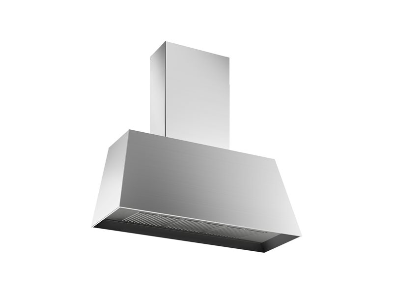 36'' Contemporary Canopy Hood, 1 motor 600 CFM | Bertazzoni - Stainless Steel