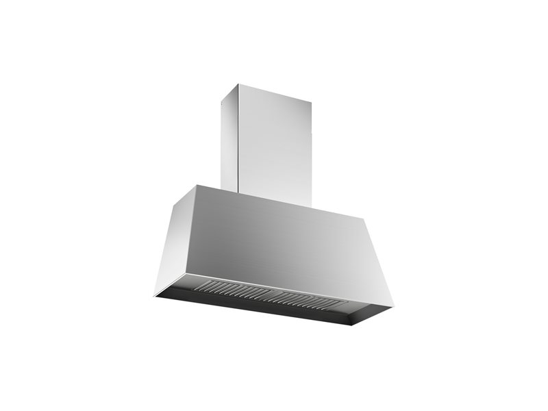 30'' Contemporary Canopy Hood, 1 motor 600 CFM | Bertazzoni - Stainless Steel