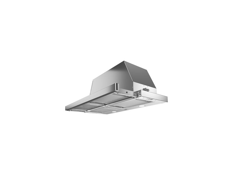 30 Telescopic Extension Visor Hood, 1 motor 600 CFM | Bertazzoni - Stainless Steel