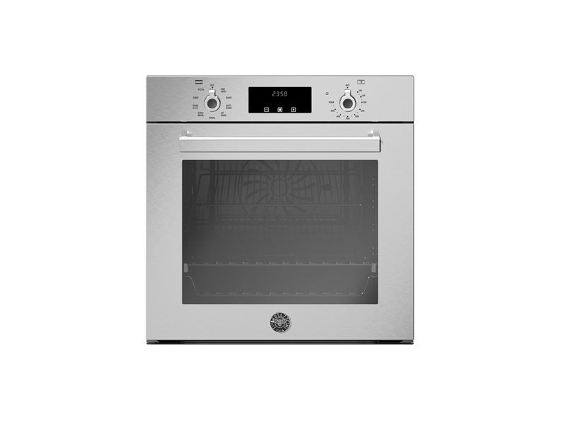 24 Electric Convection Oven | Bertazzoni - Stainless Steel