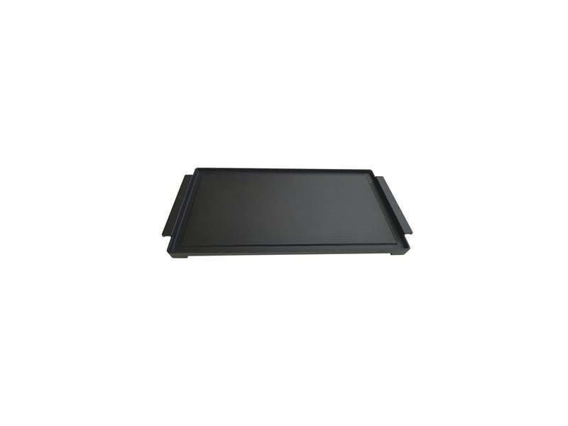 Cast iron griddle | Bertazzoni - Nero