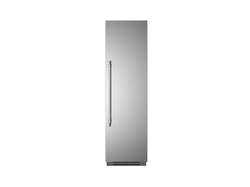 24 Built-in Freezer Column Stainless Steel | Bertazzoni - Stainless Steel