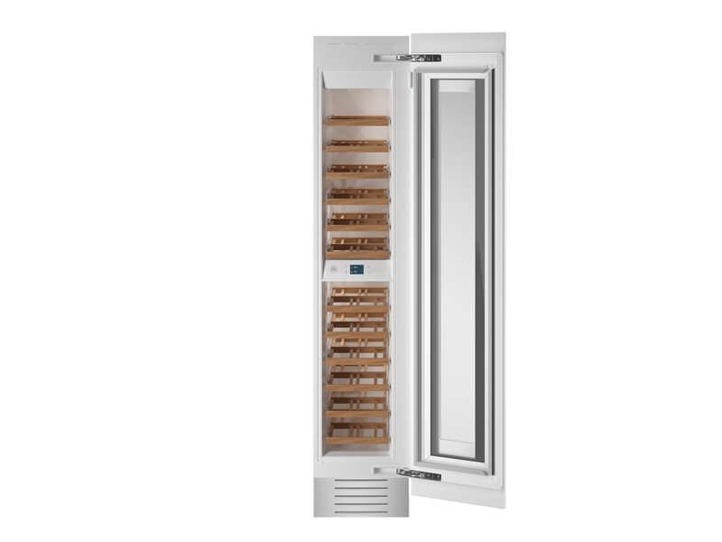 18 Built-in Wine Cellar Column Panel Ready | Bertazzoni - Panel Ready