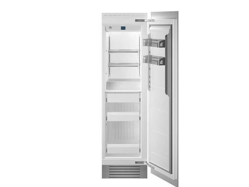24 Built-in Freezer Column Panel Ready | Bertazzoni - Panel Ready
