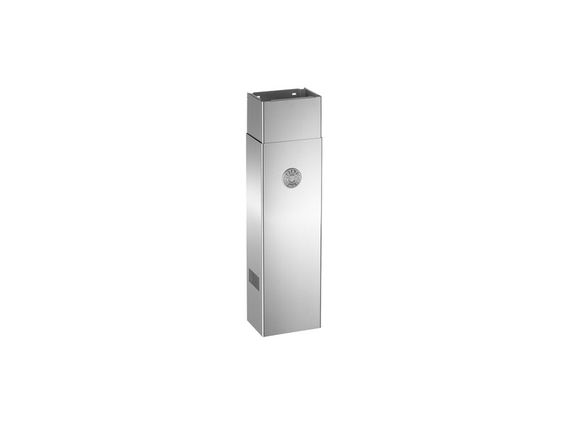 Duct Cover for ceiling height 8-10ft | Bertazzoni - Stainless Steel