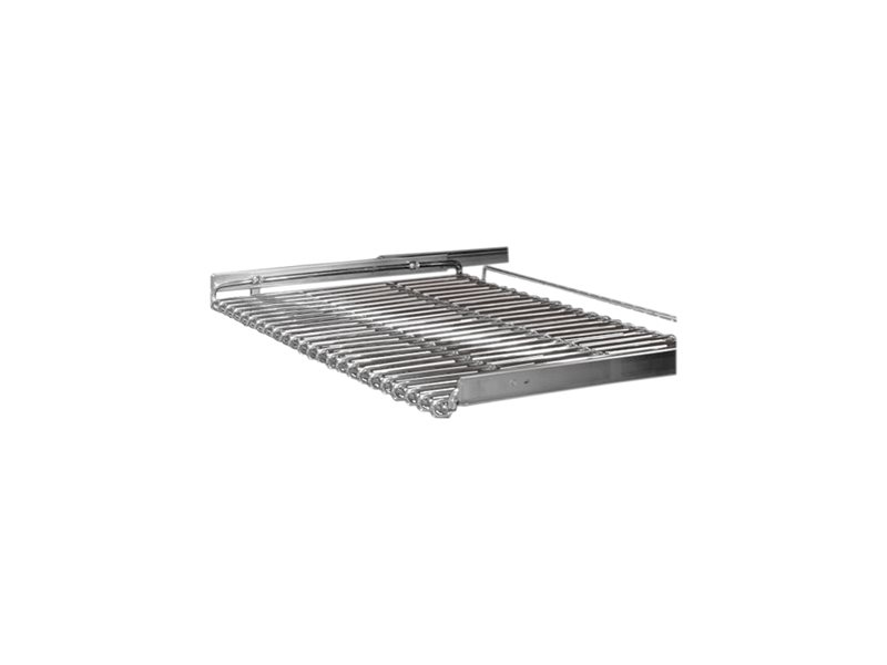 Telescopic Slide Shelf - 30 Built-in Ovens | Bertazzoni - Stainless Steel