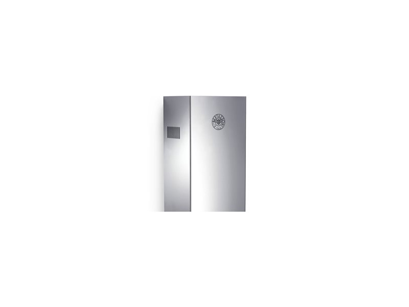 Duct Extension kit for model hoods KU PRO | Bertazzoni - Stainless