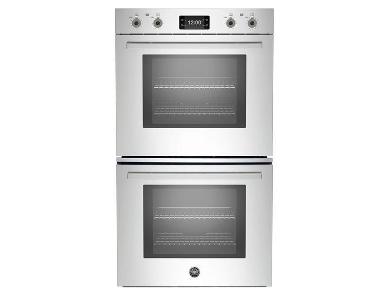 30 Double Convection Oven with Assistant | Bertazzoni - Stainless