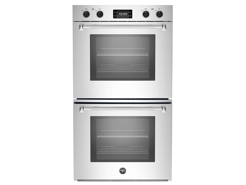30 Double Convection Oven with Assistant | Bertazzoni - Stainless Steel