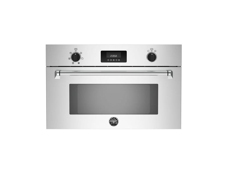 30 Convection Steam Oven | Bertazzoni - Stainless Steel