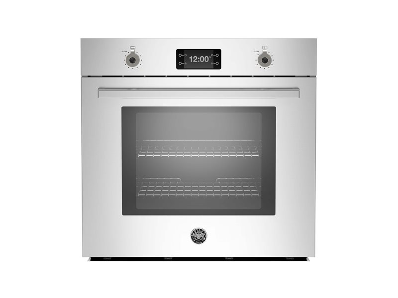 30 Single Convection Oven with Assistant | Bertazzoni - Stainless Steel