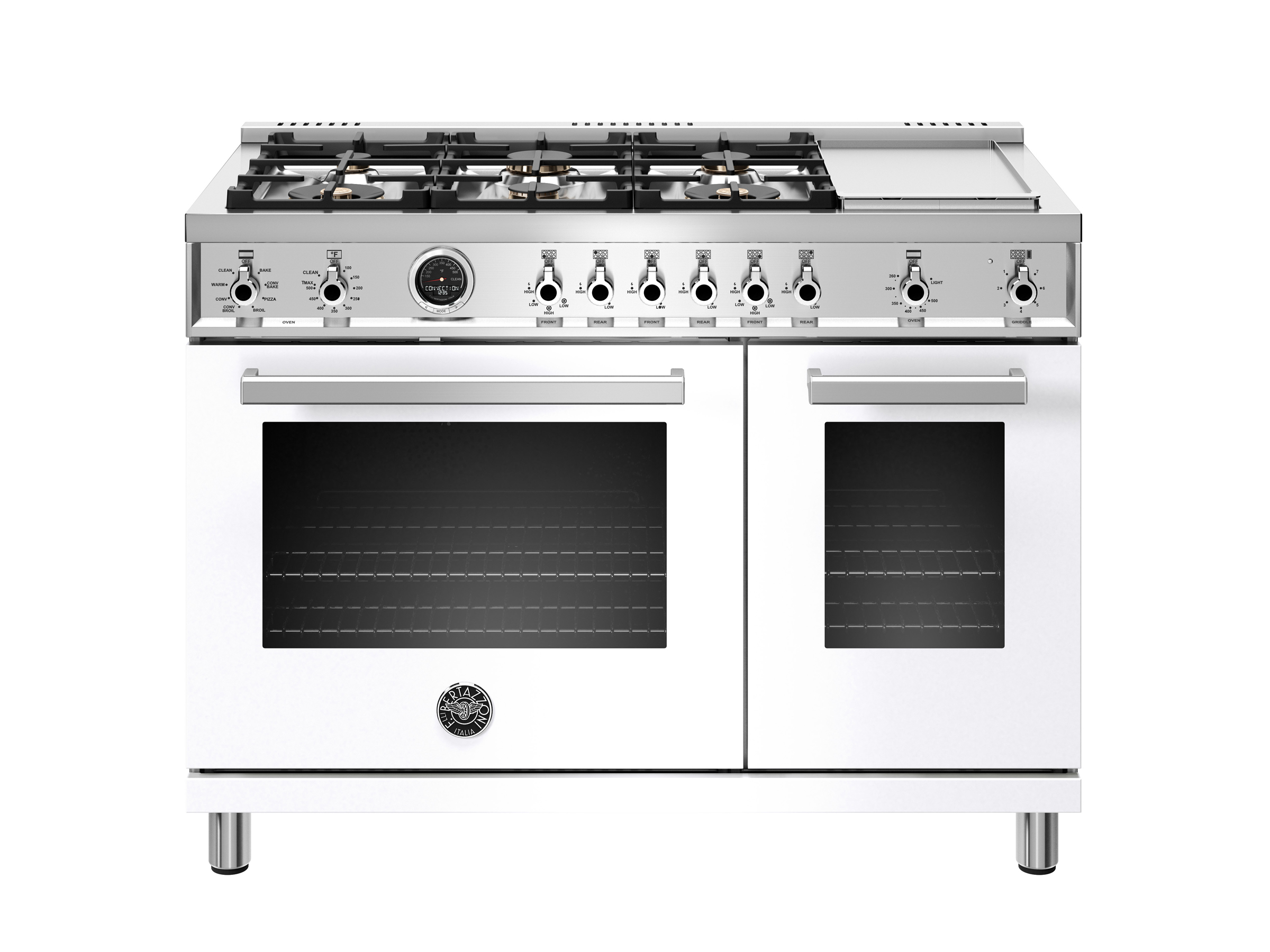 Professional Series Bertazzoni United States Wiring Electric Oven And Gas Hob