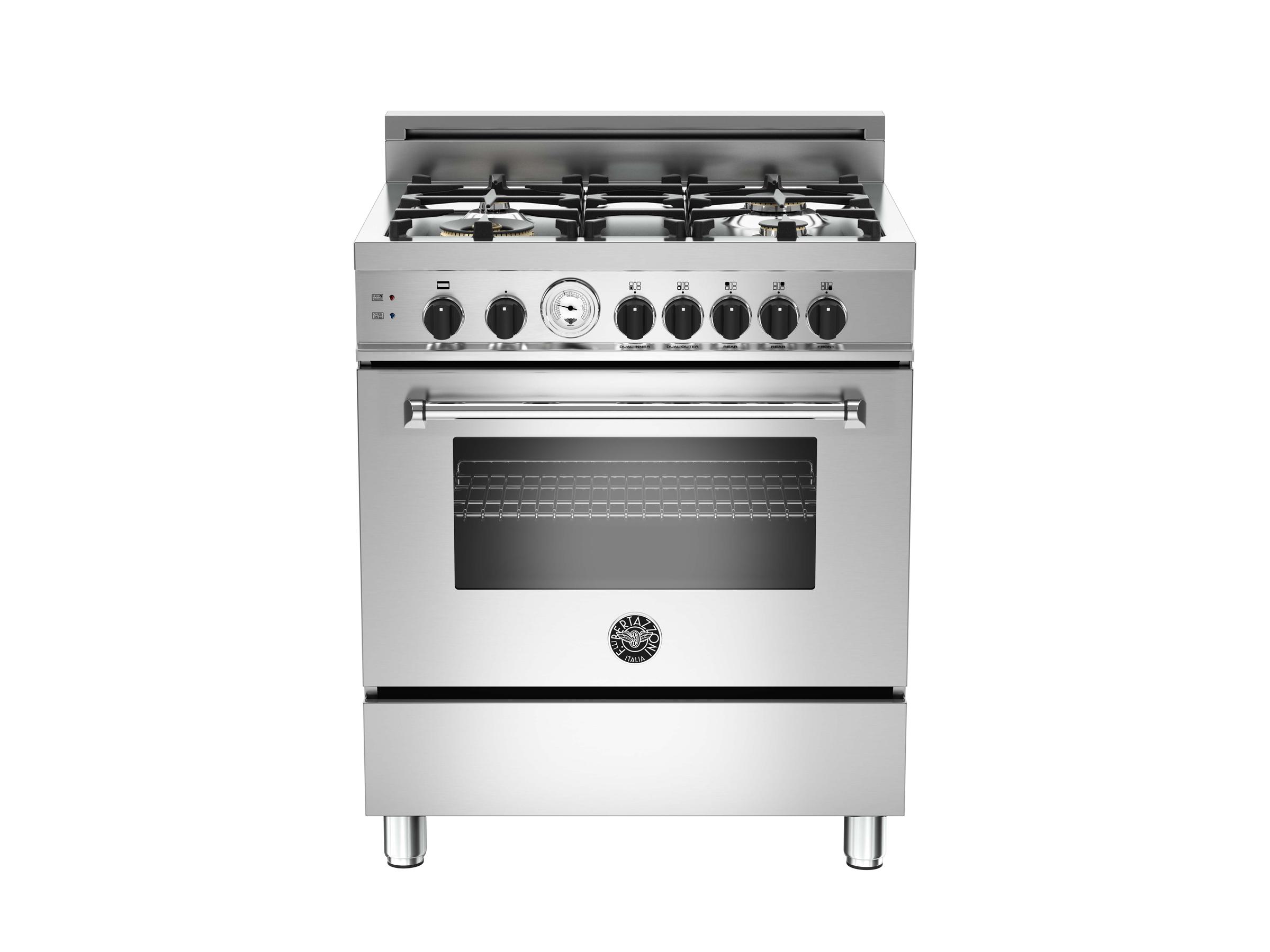 30 4 Burner Gas Oven