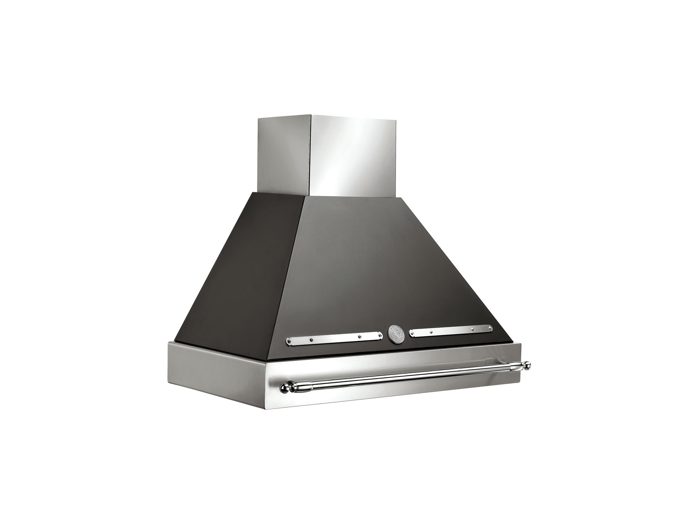 36 Canopy and Base Hood | Bertazzoni - Matt Black
