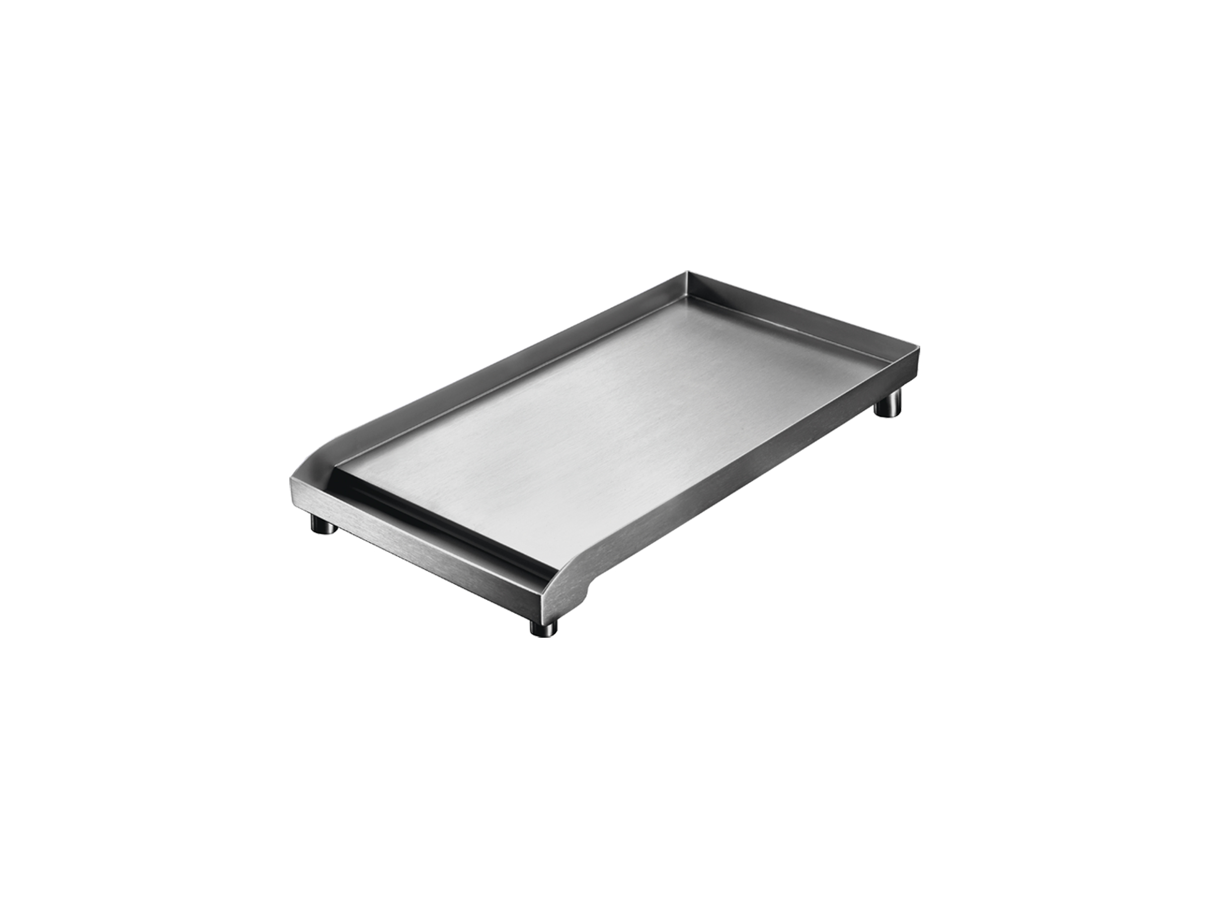 griddle bertazzoni stainless
