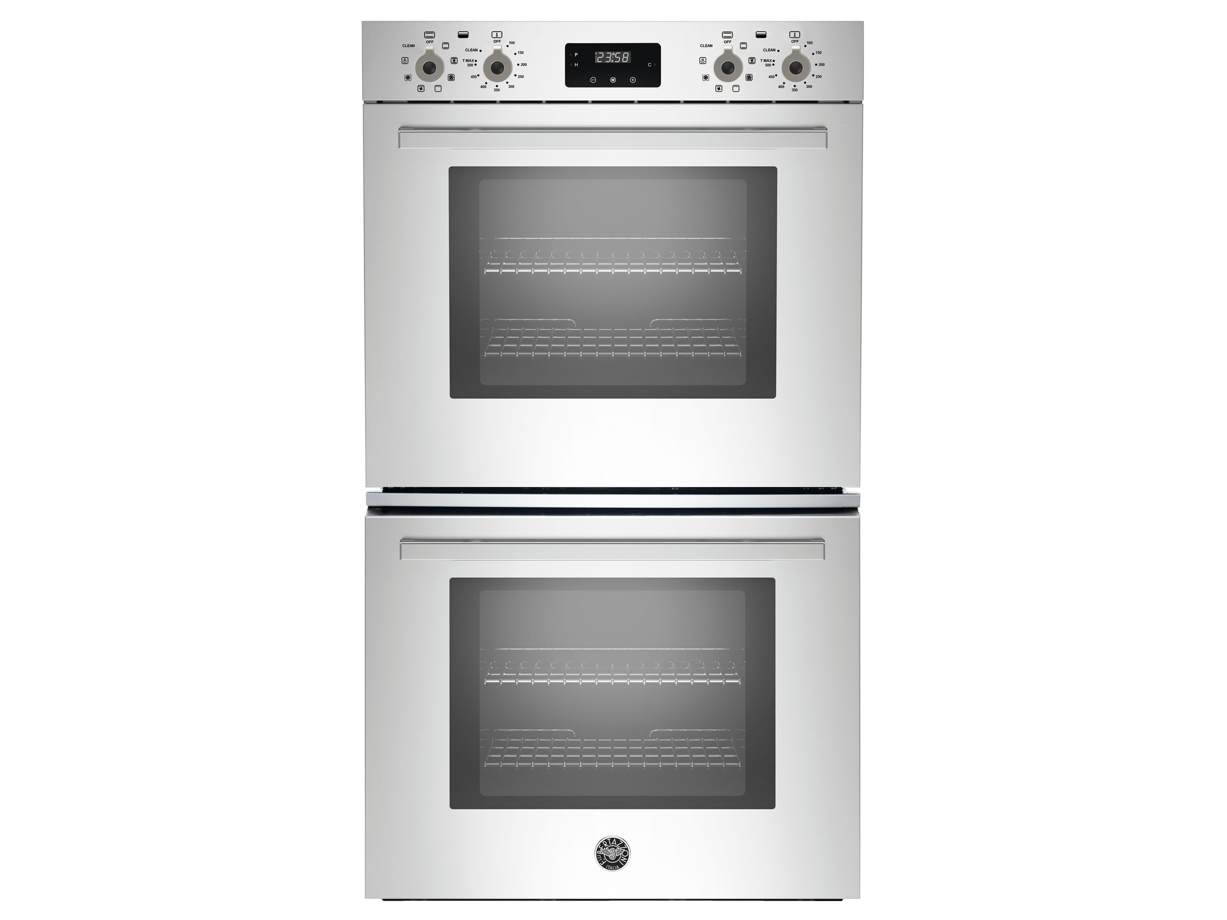 30 Double Convection Oven | Bertazzoni - Stainless