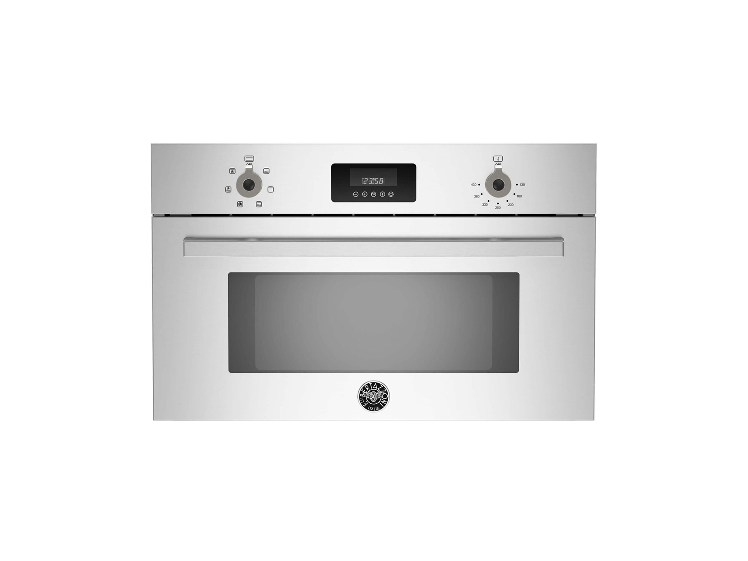30 Convection Sd Oven Bertazzoni Stainless Steel